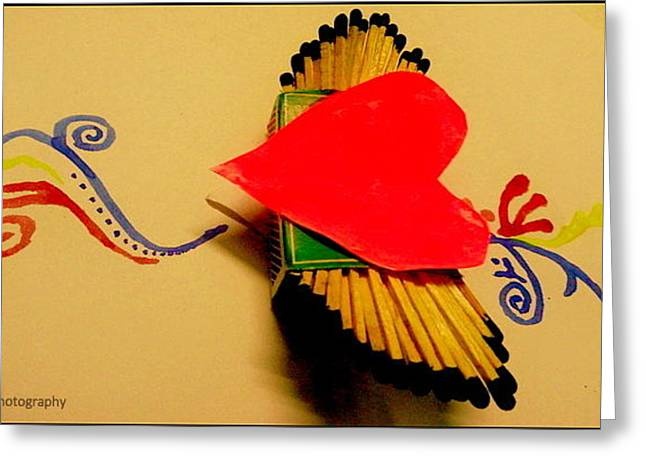 Creative Greeting Card by Poornima M