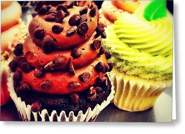 Cupcakes Greeting Card