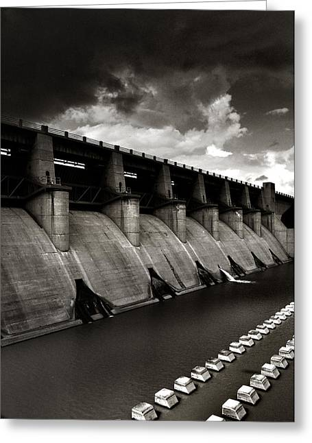 Dam-it Greeting Card