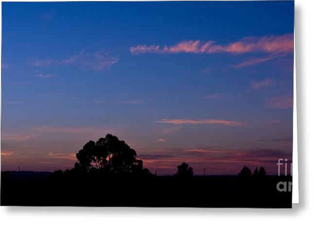 Dawn Over Dubbo Greeting Card