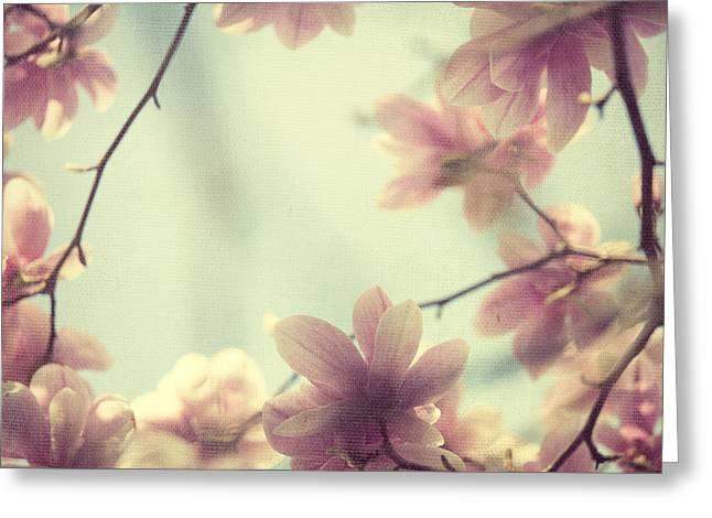 Daydream Believers Greeting Card by Irene Suchocki