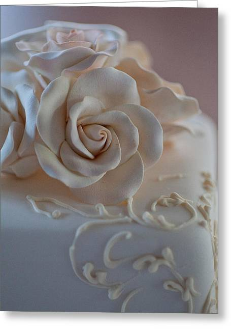 Decorative Cake Greeting Card