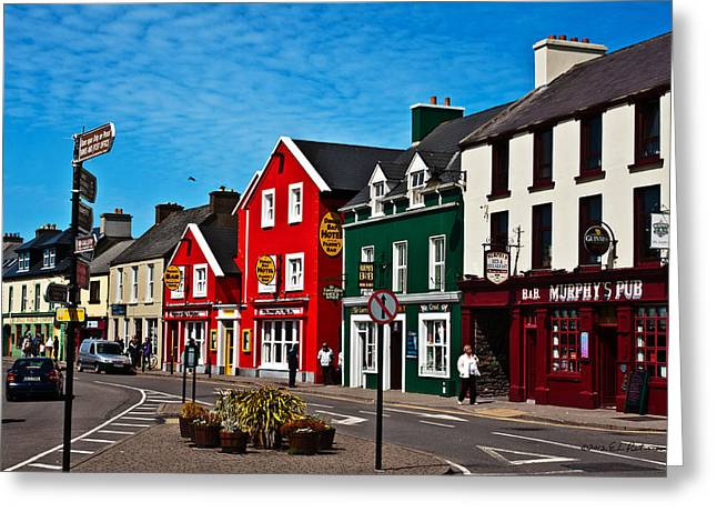 Dingle Bay Color Greeting Card
