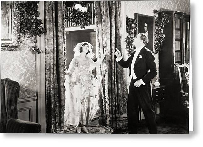 Divorce Coupons, 1922 Greeting Card by Granger