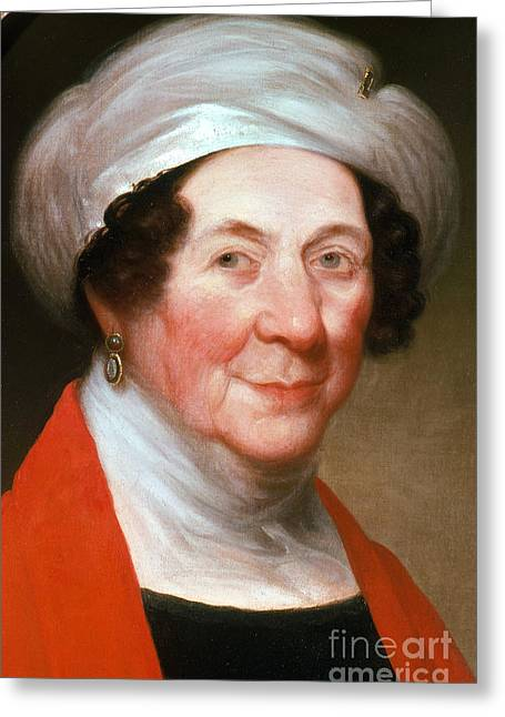 Dolley Madison Greeting Card