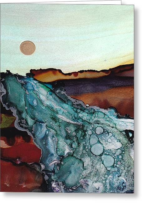 Dreamscape No. 103 Greeting Card