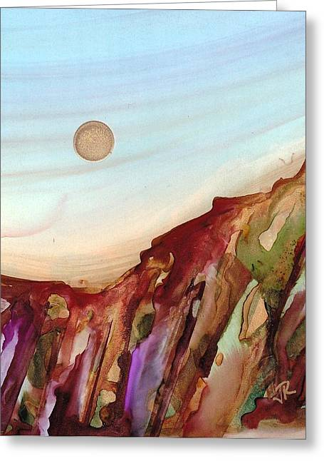 Dreamscape No. 108 Greeting Card