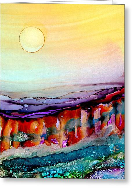Dreamscape No. 116 Greeting Card