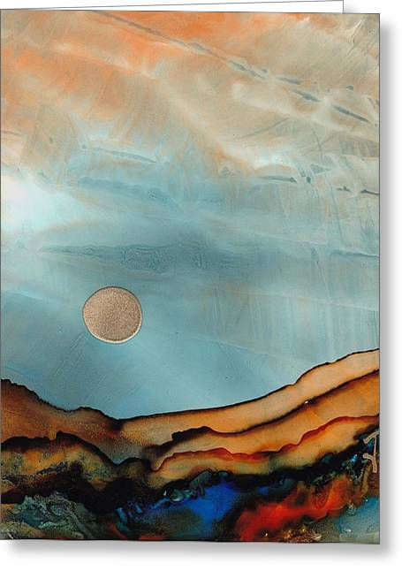 Dreamscape No. 199 Greeting Card