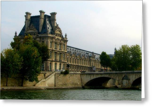 Dreamy Paris Greeting Card
