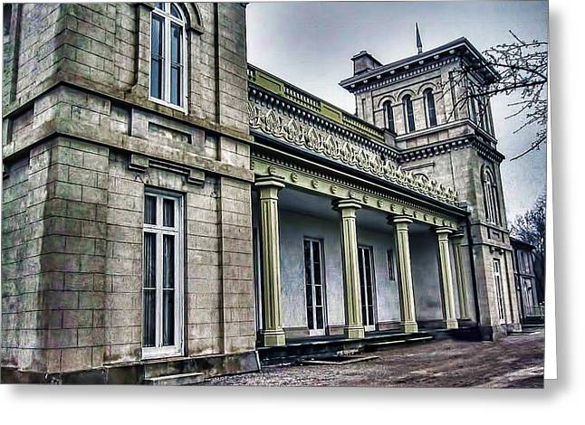 Dundurn Castle  Greeting Card