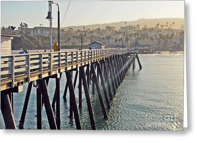 Early Morning Greeting Card by Traci Lehman