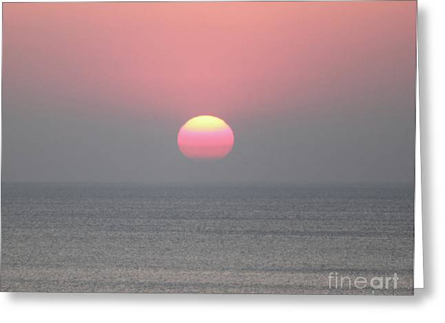 Easter Sunrise Greeting Card by Marilyn West