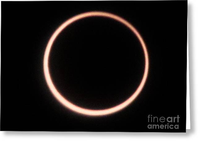 Eclipse3 2012 Greeting Card