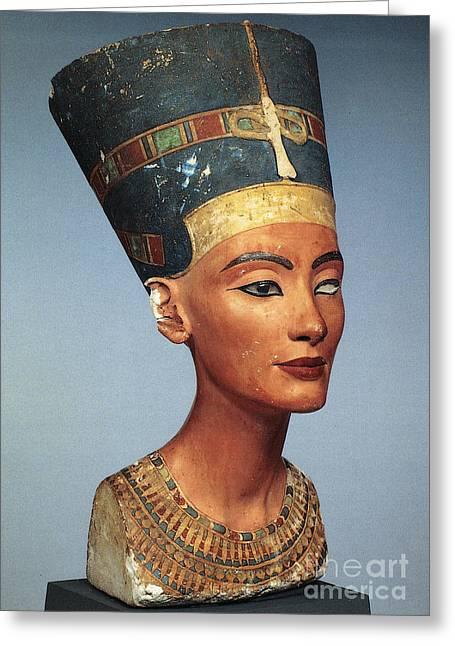 Egypt: Nefertiti Greeting Card by Granger