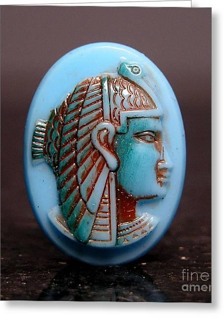 Egyptian 376 Greeting Card