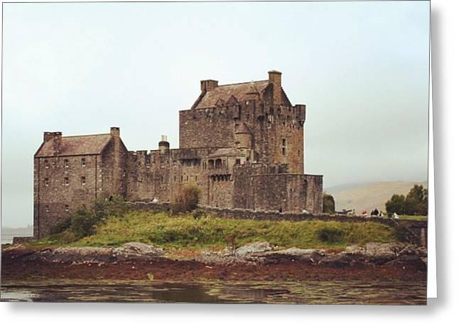 Eilean Donan Castle - Scotland Greeting Card