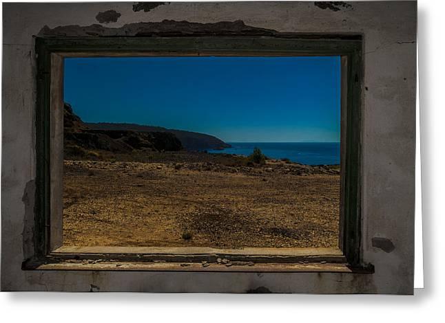Elba Island - Inside The Frame - Ph Enrico Pelos Greeting Card