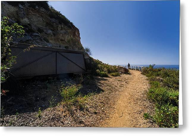 Elba Island - The Ancient Path - Il Vecchio Sentiero - Ph Enrico Pelos Greeting Card