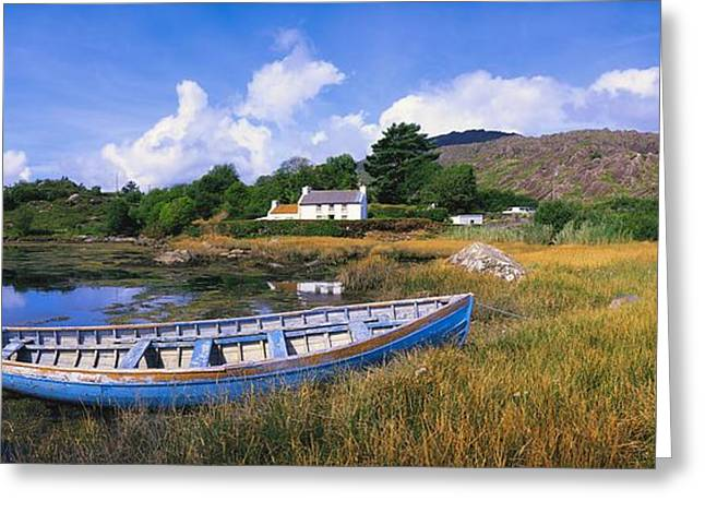 Ellens Rock, Glengarriff, Co Cork Greeting Card by The Irish Image Collection