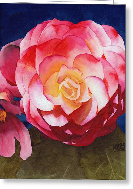 Emily's Flower Greeting Card