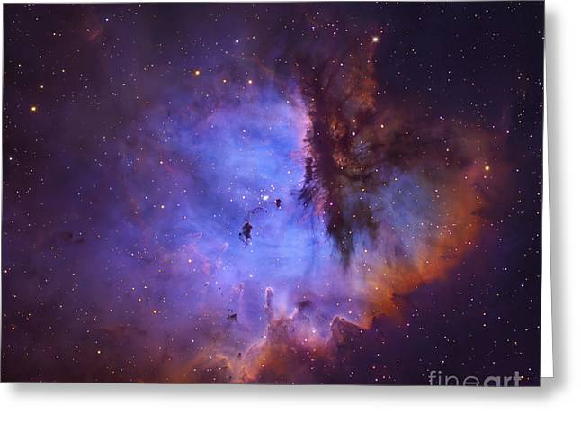 Emission Nebula Ngc 281 Greeting Card by Robert Gendler