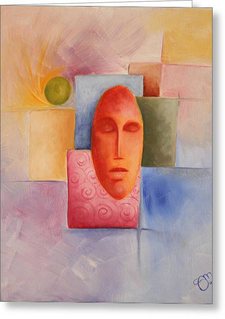Emotion - 2008 Greeting Card by Simona  Mereu