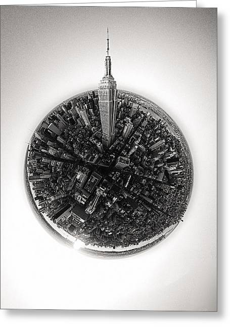 Empire State #2 Greeting Card