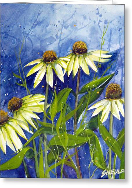 End Of Summer Greeting Card by John Smeulders