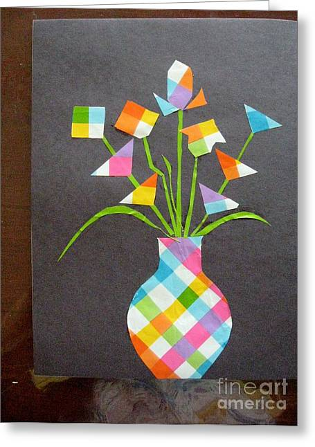 Express It Creatively Greeting Card
