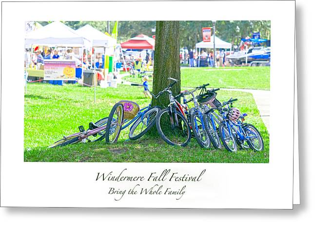 Fall Festival Greeting Card