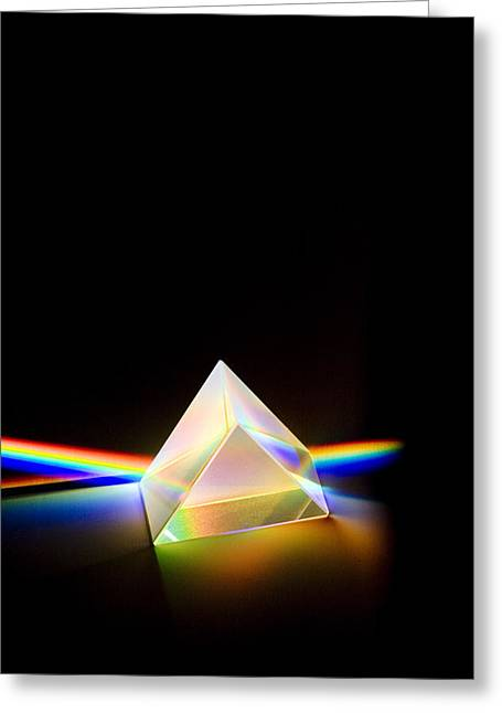 Greeting Card featuring the photograph Fantastic Light 2 by Tad Kanazaki