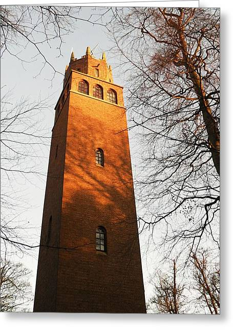 Faringdon Folly Greeting Card