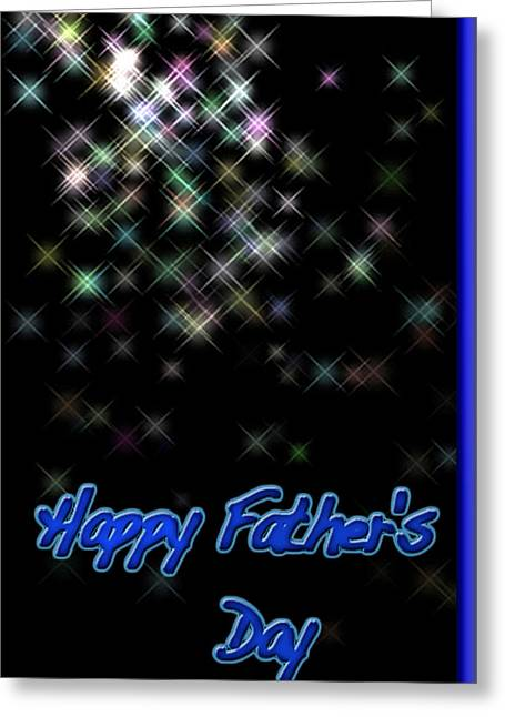 Fathers Day Card 2 Greeting Card