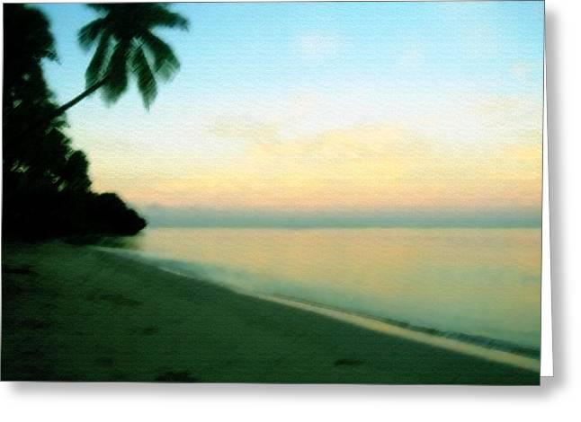 Fiji Calling Greeting Card