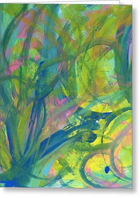 Finding Joy Greeting Card by Bethany Stanko