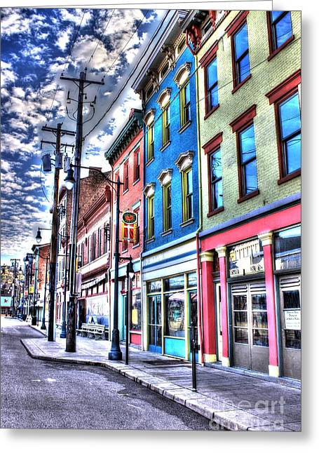 Findlay Market 1 Greeting Card