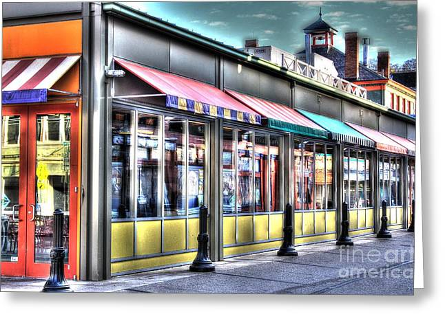 Findlay Market 2 Greeting Card