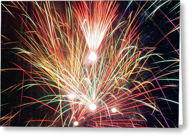 Fireworks One Greeting Card