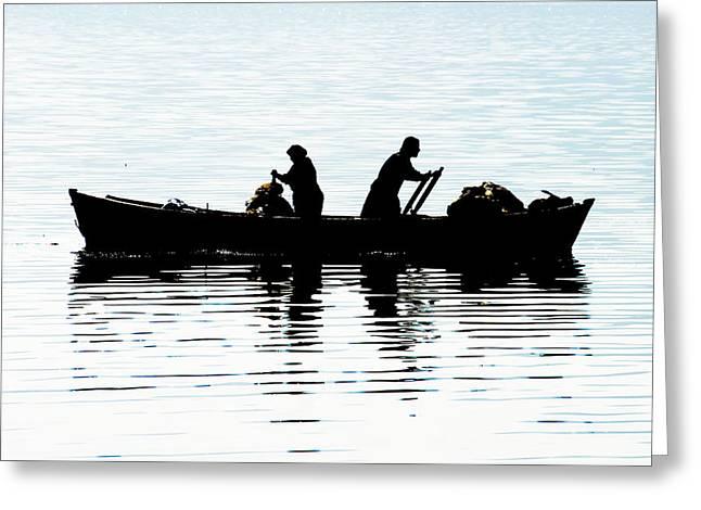 Fishing - 15 Greeting Card