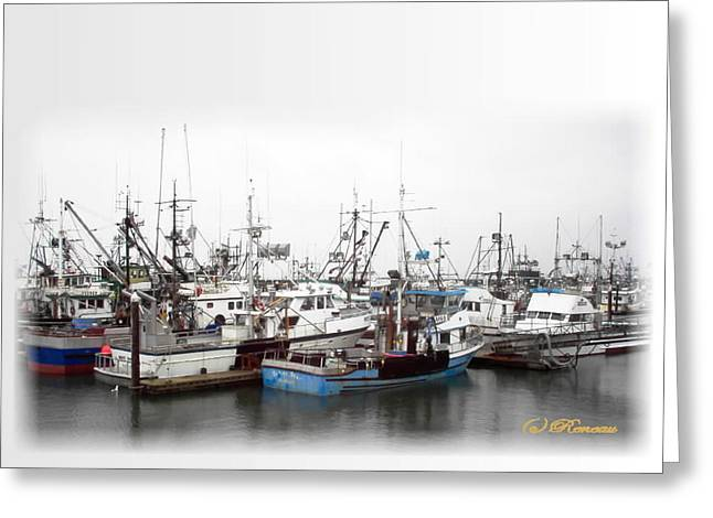 Greeting Card featuring the photograph Fishing Nirvana by Sadie Reneau