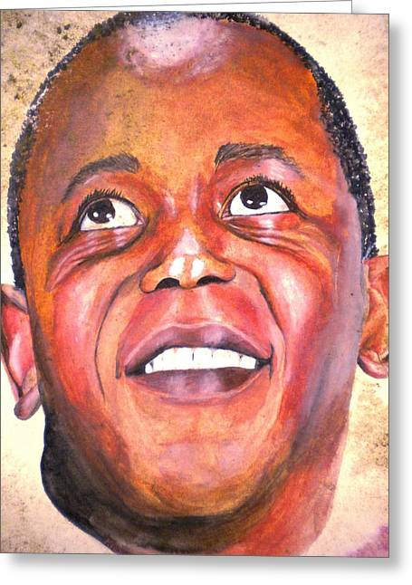 Flip Wilson 1970 Greeting Card