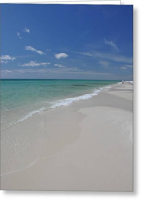 Florida Beach Greeting Card