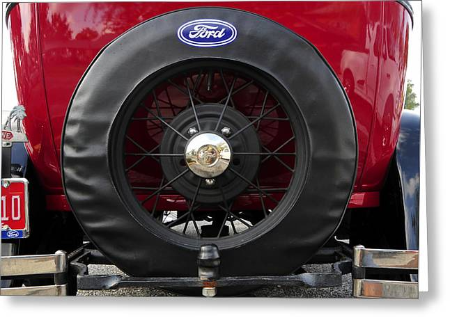 Ford T Bucket Greeting Card by David Lee Thompson