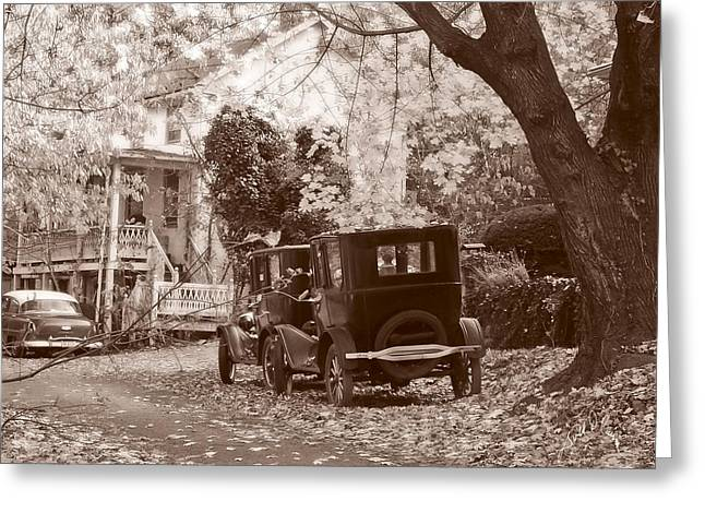 Fords At Harpers Ferry Greeting Card by Williams-Cairns Photography LLC