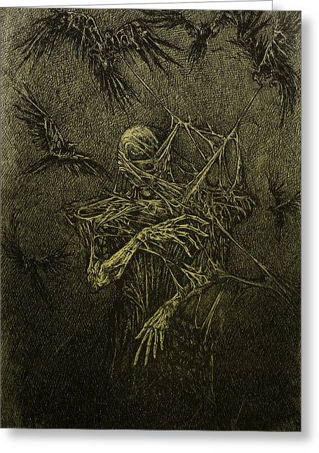 Forgotten Greeting Card by Maciej Kamuda