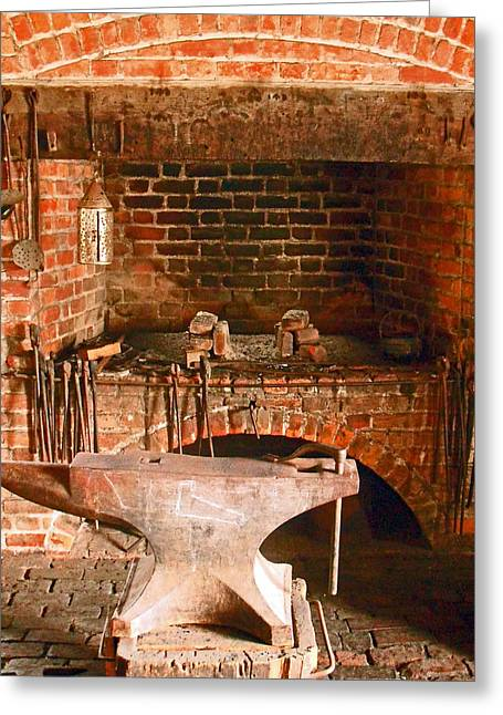 Fort George 27 Greeting Card