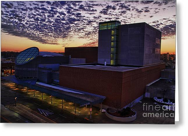 Fox Cities Performing Arts Center Greeting Card by Joel Witmeyer