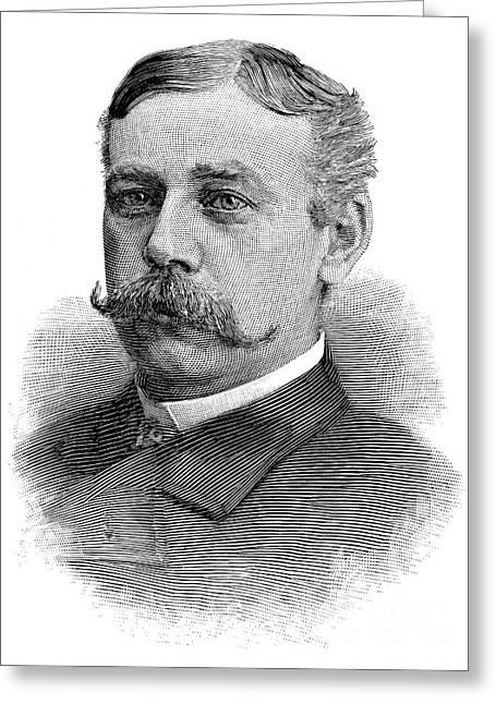 Francis E. Warren (1844-1929) Greeting Card by Granger