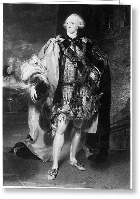 Francis Osborne (1751-1799) Greeting Card by Granger